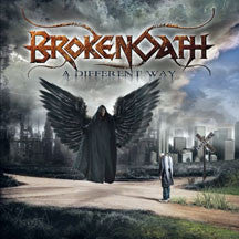 Broken Oath - A Different Way (CD)