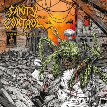 Sanity Control - War On Life (CD)
