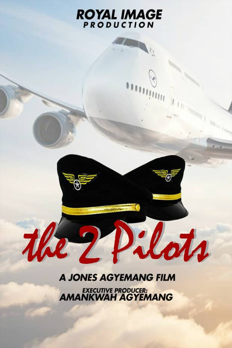 The 2 Pilots (DVD)
