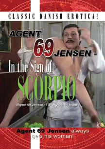 Agent 69 Jensen - In The Sign Of Scorpio (XXX RATED DVD)