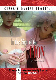 In The Sign Of The Lion (XXX RATED DVD)