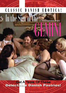 In The Sign Of The Gemini (XXX RATED DVD)