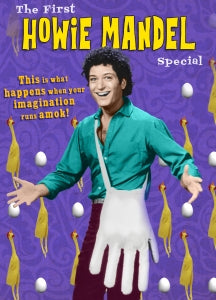 Howie Mandel - The First Howie Mandel Special (DVD)