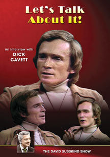 David Susskind - Let's Talk About It: Dick Cavett (DVD)