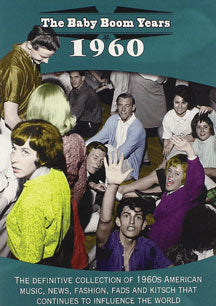 Baby Boom Years, The - 1960 (DVD)