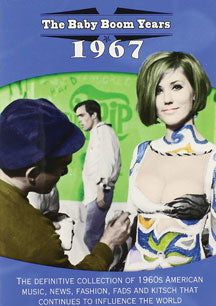 Baby Boom Years, The - 1967 (DVD)