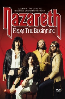 Nazareth - From The Beginning (DVD)