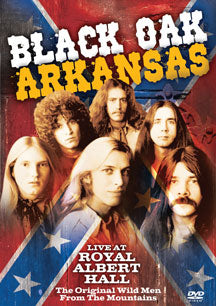 Black Oak Arkansas - Live At Royal Albert Hall (DVD)