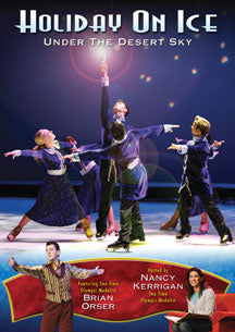 Holiday On Ice: Under The Desert Sky (DVD)