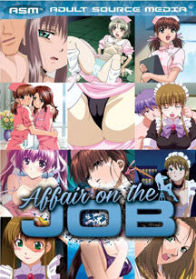 Sex On The Job (DVD)