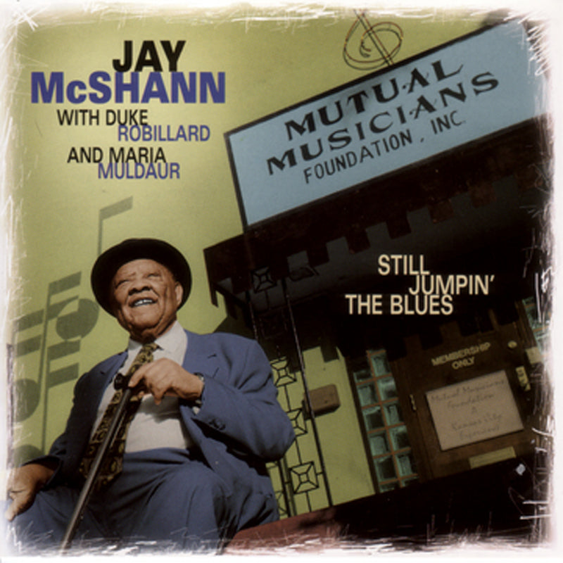 Jay McShann - Still Jumpin' the Blues (CD) 1