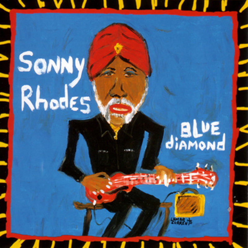 Sonny Rhodes - Blue Diamond (CD) 1