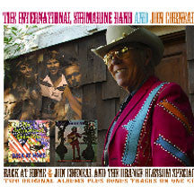 International Submarine Band/J - Back At Home/Jon Corneal & The Orange Blossom Special (CD)