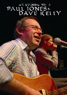 Jones, Paul & Kelly, Dave - An Evening With Paul Jones and Dave Kelly (DVD)