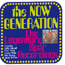 Now Generation - Legendary Spar Recordings (CD)