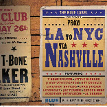 From L.A. To N.Y.C. Via Nashville (CD)