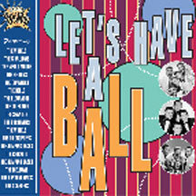 Essential Doo Wop: Let's Have A Ball (CD)