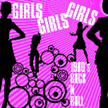 Girls Girls Girls: 1960s Rock 'n Roll (CD)
