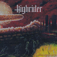 Highrider - Armageddon Rock (CD)