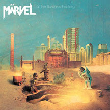 Marvel - At The Sunshine Factory (CD)