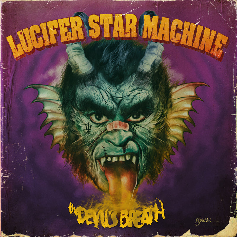 Lucifer Star Machine - The Devil's Breath (LP) 1