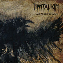 Dantalion - ...and All Will Be Ashes (CD)