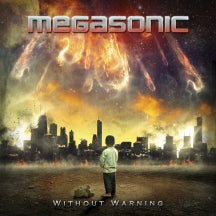 Megasonic - Without Warning (CD)