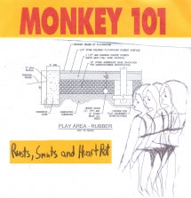Monkey 101 - Rusts, Smuts And Heart Rot (LP)