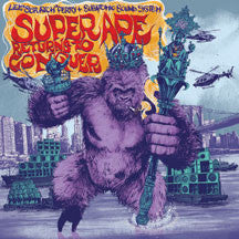 Lee Scratch Perry & Subatomic Sound System - Super Ape Returns To Conquer (CD)