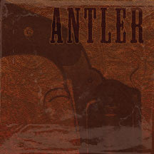 Antler - Nothing That A Bullet Couldn't Cure (CD)
