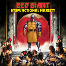 Red Giant - Dysfunctional Majesty (CD)