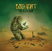 Wo Fat - The Black Code (CD)