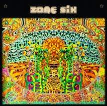 Zone Six - Zone Six (CD)