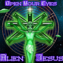 Alien Jesus - Open Your Eyes (CD)