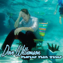 Dave Williamson - Thicker Than Water (CD)