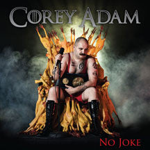 Corey Adam - No Joke (CD)