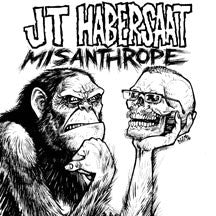JT Habersaat - Misanthrope (CD/DVD)