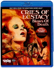 Cries Of Ecstasy/Blows Of Death [Blu-ray + DVD] (BLU-RAY)