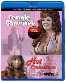 Female Chauvinists/Hot Connections [Blu-ray + DVD] (BLU-RAY)