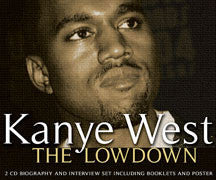Kanye West - The Lowdown Unauthorized (CD)
