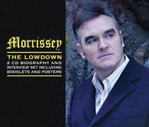 Morrissey - The Lowdown Unauthorized (CD)