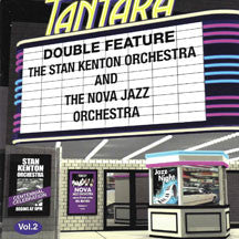 Kenton & Nova - Double Feature: Vol. 2 (CD)