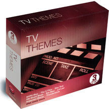 Tv Themes 3cd Box Set (CD)