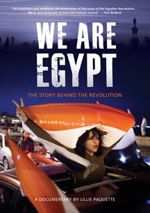 We Are Egypt: The Story Behind The Revolution (DVD)