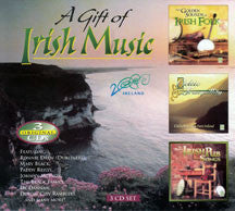Gift Of Irish Music, A (CD)