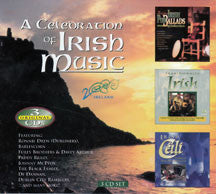 Celebration Of Irish Music (CD)