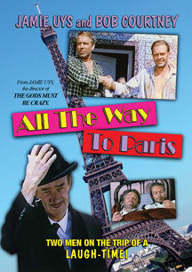 All The Way To Paris (DVD)