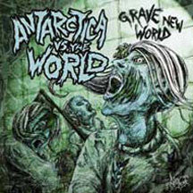 Antarctica Vs. The World - Grave New World (CD)