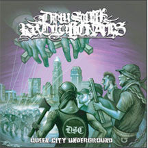 Dirty South Revolutionaries - Queen City Underground (CD)