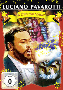 Luciano Pavarotti - A Christmas Special (DVD)